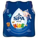Spa Reine Niet Bruisend Natuurlijk Mineraalwater PET Sport 6 x 33 cl