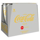 Coca-Cola Light Lemon 6 x 250 ml