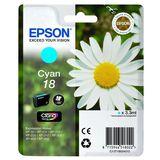 Epson - Inktcartridge T1802 - Cyan