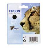 Epson - Inktcartridge T0711 - Zwart