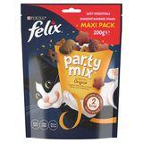FELIX Party Mix Alimentation Chat Original Biscuit Chat 200 g