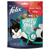 FELIX Party Mix Kattenvoeding Seaside Kattensnack 200 g