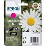 Epson - Inktcartridge T1803 - Magenta