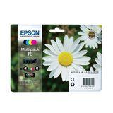 Epson - Inktcartridge T1806 Multipack - BL/C/M/Y