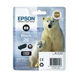 Epson - Inktcartridge T2611 - Zwart