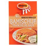 Mora Originals Bamischijf 4 x 100 g