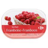Carrefour Sorbet Framboise 540 g