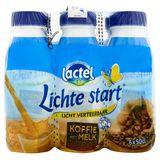Lactel Matin Léger Café 6 x 50 cl