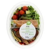 Carrefour Lunch Time Salade Falafel Légumes Grillés & Couscous 400 g