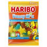 Haribo Funny Mix Share Size 250 g