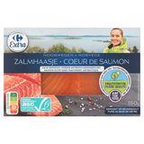 Carrefour FQC Coeur de Saumon Fumé 150 g