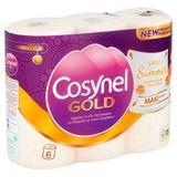 Cosynel Gold Sweet Summer 3 Lagen Toiletpapier 6 Rollen