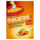 Soubry Coupé Macaroni Integral 500 g