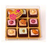 Carrefour Massepain Petits Fours Chocolaté et Aromatisé 190 g