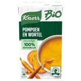 Knorr Bio Tetra Soupe Potiron et Carottes 1 L