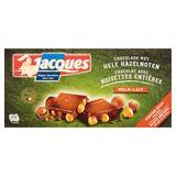 Jacques Chocolat avec Noisettes Entières Lait 200 g