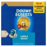 DOUWE EGBERTS Koffie Capsules Decaf Lungo Intensiteit 06 20 stuks