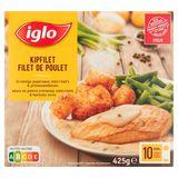 Iglo Poulet Sauce au Poivre Röstis et Haricots Verts 425 g