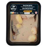 Carrefour Traiteur Gourmet Ballotine de Poulet 400 g