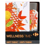 Carrefour Wellness Time Bougie d'Ambiance 150 g
