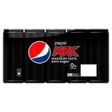 Pepsi MAX Cola 15x33 cl