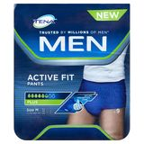 TENA Men Active Fit Pants Broekje Plus Medium 9 Stuks