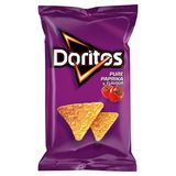Doritos Pure Paprika Tortilla Chips 185 gr