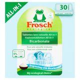 Frosch Ecological Vaatwastabletten All-in-1 Bicarbonate 30 Stuks 600 g