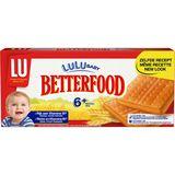 LU Betterfood Het 1ste Koekje voor Papjes vanaf 6M+ 6 Pakjes 175 g