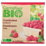 Carrefour Bio Hele Frambozen 450 g