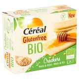 Céréal Glutenfree Bio Crackers Maïs & Rijst 3 Stuks 150 g