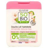 SO'BiO étic Douche Lait Hydratante Amande Douce Bio 300 ml