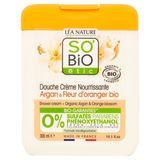 SO'BiO étic Douche Crème Nourissante Argan & Fleur d'Oranger 300 ml