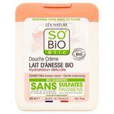 SO'BiO étic Douche Crème Lait d'Ânesse Bio 300 ml