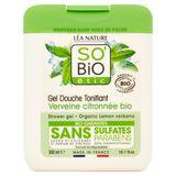 SO'BiO étic Gel Douche Tonifiant Verveine Citronnée Bio 300 ml