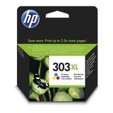 HP - Inktcartridge 303XL - Drie-kleuren C/M/Y