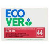 Ecover All-in-One Vaatwastabletten 44 Stuks 0.88 kg