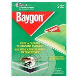 Baygon Val voor Kakkerlakken en Zilvervisjes 5 Stuks