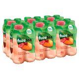 Fuze Tea Black Tea Peach Hibiscus 4 x 6 x 400 ml