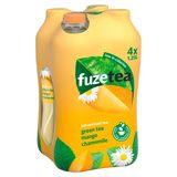 Fuze Tea Green Tea Mango Chamomile 4 x 1.25 L