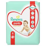 Pampers Premium Protection Pants S4, 19 Luierbroekjes, Zacht