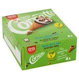 Cornetto Ola Ijs Vegan Glutenvrije 4 x 90 ml