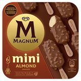 Magnum Ola Ijs Multipack Mini Almond 6 x 55 ml