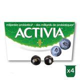 Activia Yoghurt Bosbes met Probiotica 4 x 125 g