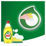 Dreft Original Citroen Afwasmiddel 1480 ml
