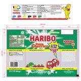 Haribo Happy Cherries F!zz 200 g