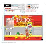 Haribo Happy-Cola F!ZZ Share Size 200 g