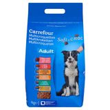 Carrefour Multikroketten Soft & Croc Adult 4 kg