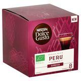 Nescafé Dolce Gusto Peru Espresso 12 Capsules 84 g