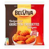 Lutosa wordt Belviva - Belgische Kroketten 750 g